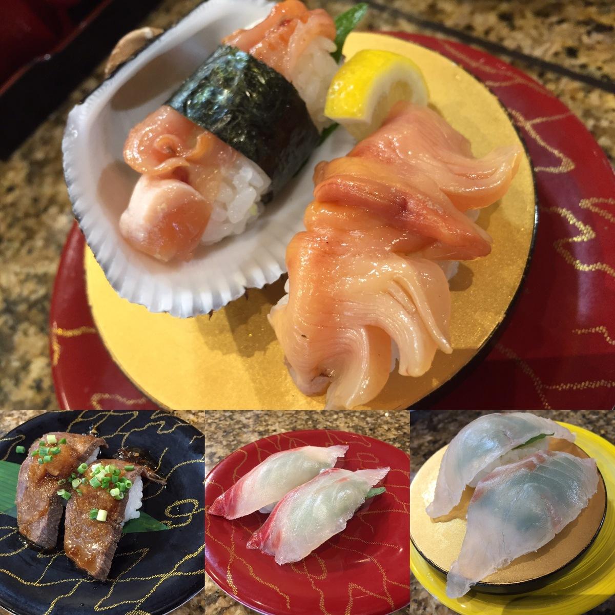 新宮回転寿司
