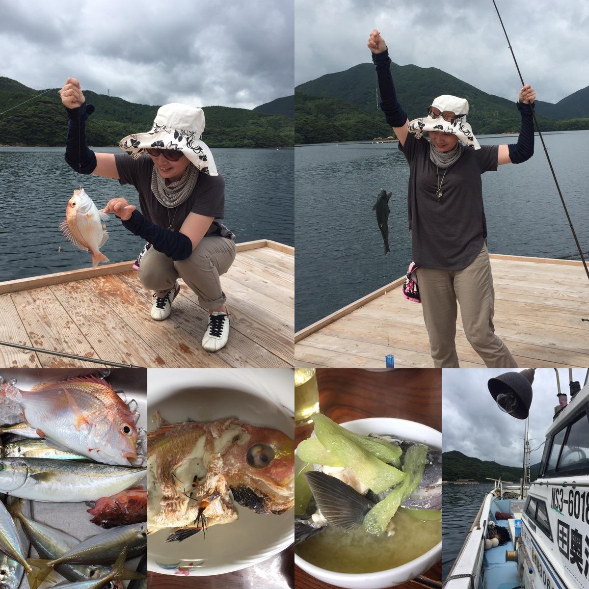 五島の釣り